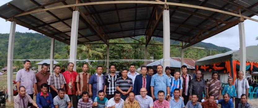 Pelantikan Pengurus PRATABOBSI 5 wilayah Tapanuli Tengah 2017-2022