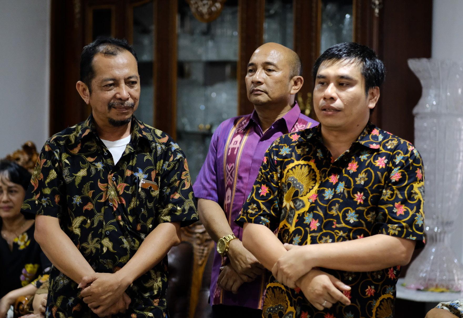 Pelantikan Pengurus Jakarta Timur